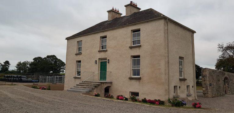 Refurbishment and Extension To Ballyhogan House, Ballycommon, Nenagh