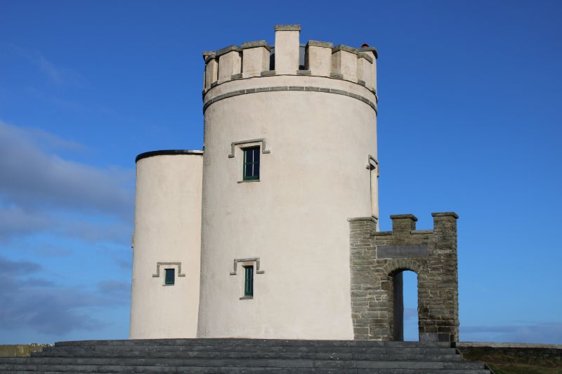 O Briens Tower, Cliffs of Moher