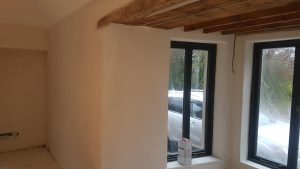 Insulating Traditional Buildings - Walls with Diasen Plaster